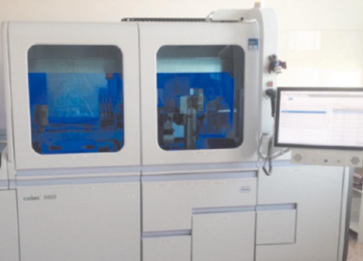 cobas® 6800 system –  první instalace a zkušenosti v zařízení transfuzní služby v ČR