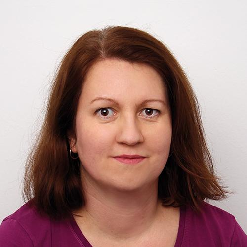MUDr. Lenka Helmová