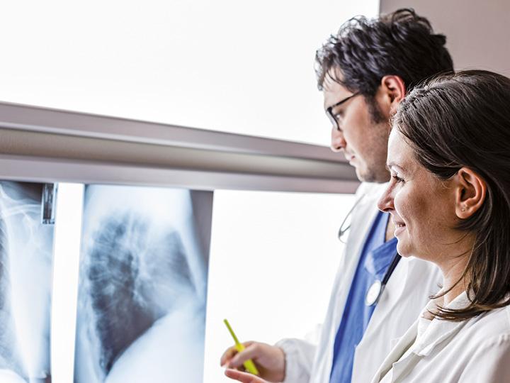 Plicní karcinom a význam multidisciplinárního týmu