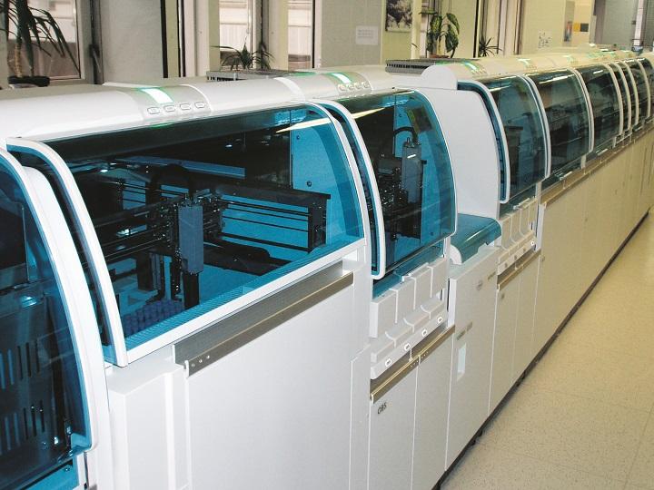 Automatické biochemické analyzátory BM – ROCHE v třicetileté praxi OKB FN Brno
