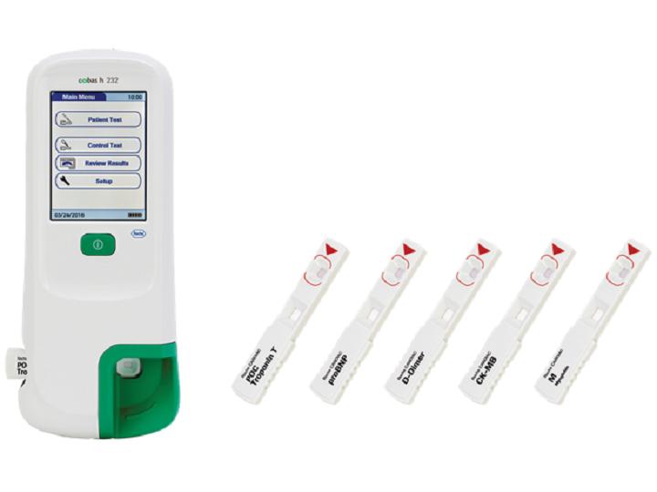 Stanovení kardiomarkerů v kardiologické ambulanci