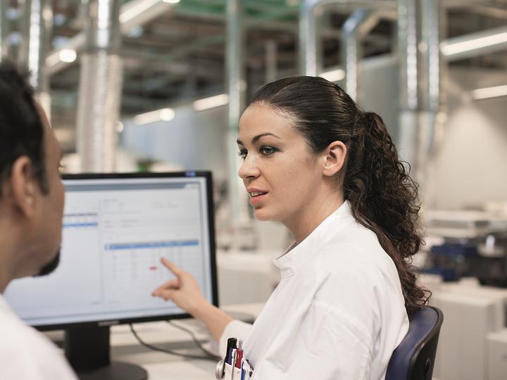 cobas e flow - další úroveň automatizace metod infekční diagnostiky na systému cobas e 801