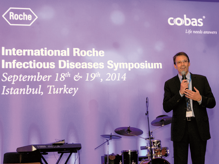 International Roche Infectious Diseases Symposium – IRIDS 2014