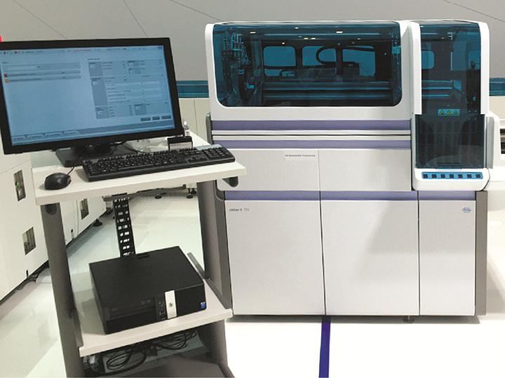 """Řešení s názvem """"Roche Integrated Core Lab"""" v centru zájmu účastníků kongresu EuroMedLab 2017"""
