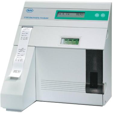 AVL ISE 9180 –  POC analyzátor elektrolytů