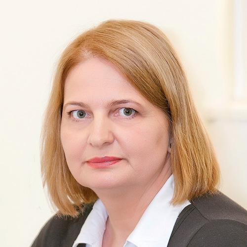 Mgr. Jarmila Kosorínová, dipl.m.t.l.