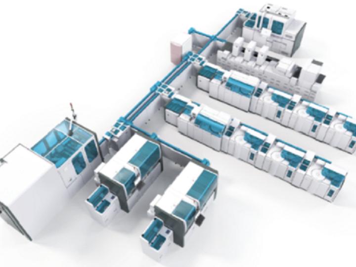 cobas® connection modules (CCM) – flexibilní preanalytický systém  pro multioborové laboratoře