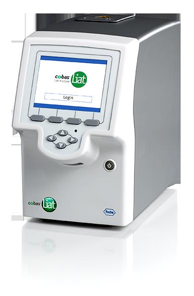 cobas® Liat® – POC real-time PCR analyzátor