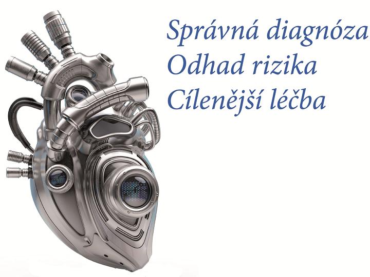 Natriuretické peptidy v diagnostice srdečního selhání podle nových doporučení Evropské kardiologické společnosti