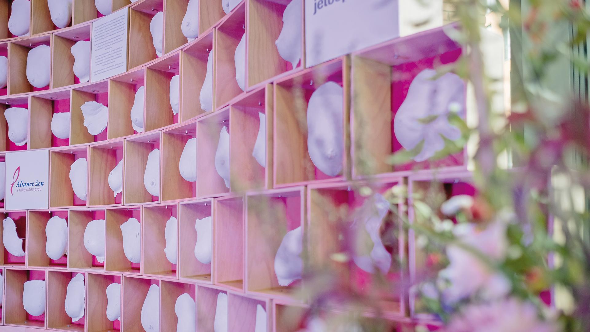 """Příběhy malých onkologických pacientů, nové inspirativní příběhy na MEDx Talks a unikátní """"prsní stěna"""""""