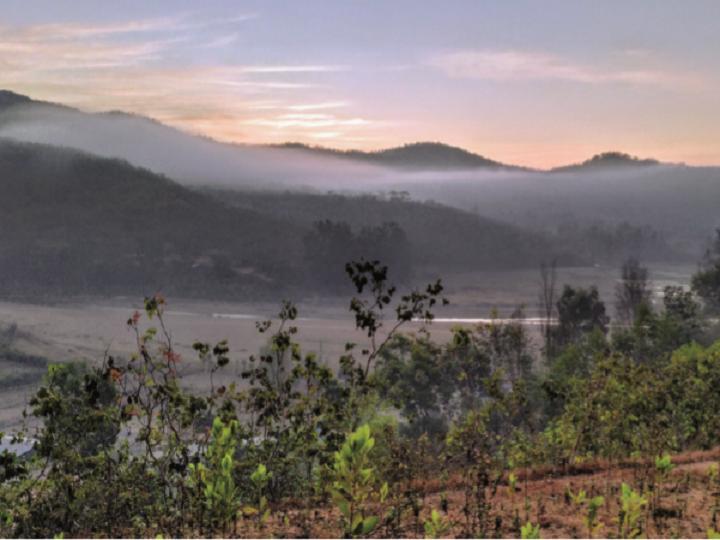 Na kole přes Východní Timor pro Lékaře bez hranic