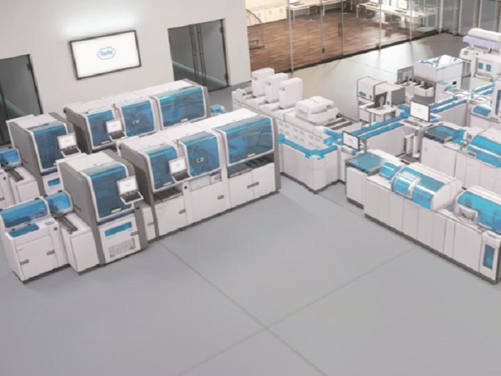 Nová éra konsolidovaných modulárních SWA systémů začíná: cobas® pro