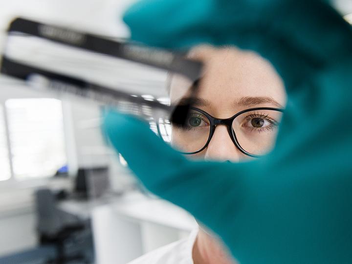 Hlas onkologických pacientů byl slyšet v německém Penzbergu